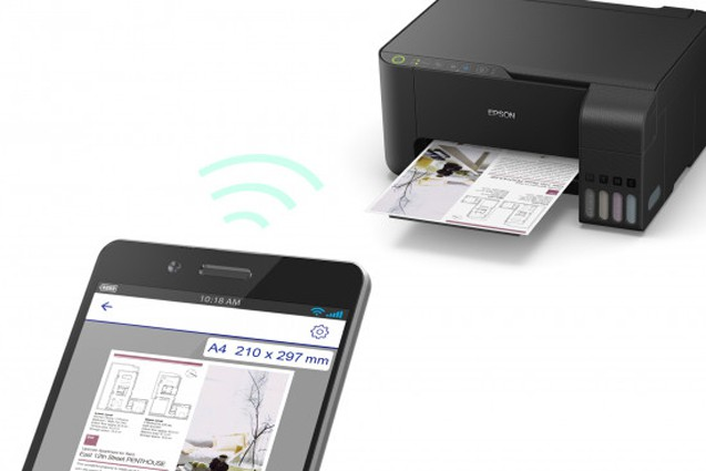 EPSON L3150 cartridge-free Printer-Scanner-Copy   metrosepet net