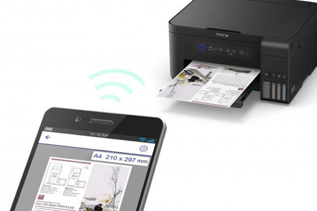 EPSON L4150 cartridge-free Printer-Scanner-Copy   metrosepet net