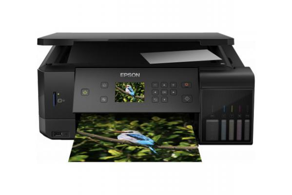 EPSON L7160 Cartridge-Free A4 Photo Printer